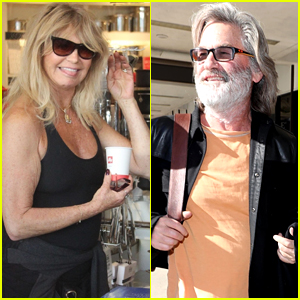 Goldie Hawn Does Christmas Shopping in Beverly Hills!