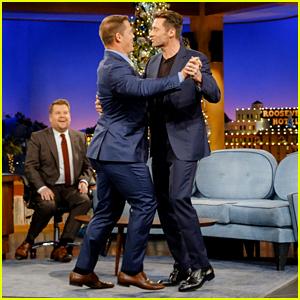 Hugh Jackman Gives John Cena Tips on His First Dance - Watch!