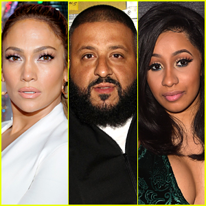 Jennifer Lopez Might Team with Cardi B on New DJ Khaled Song