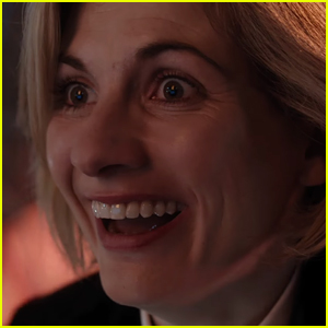 Jodie Whittaker Makes 'Doctor Who' Debut in 2017 Christmas Special!