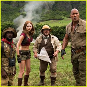'Jumanji: Welcome to the Jungle' Alternate Endings Revealed (Spoilers)
