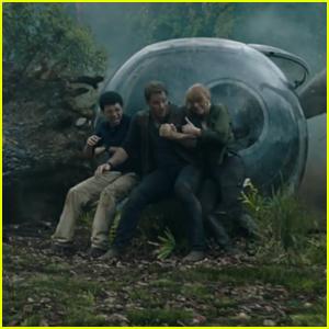 'Jurassic World: Fallen Kingdom' Reveals Thrilling Teaser - Watch Now!