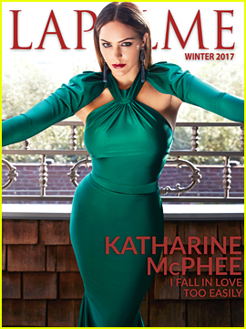 Katharine McPhee Opens Up About Kissing Her Real Life Ex on 'Scorpion'!
