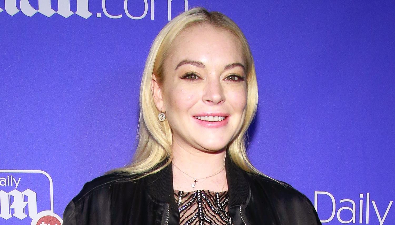 Lindsay Lohan Really W...