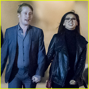 Macaulay Culkin & Brenda Song Look So In Love in New Photos!