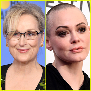 Meryl Streep Responds to Rose McGowan: 'It Hurt to Be Attacked By Rose'