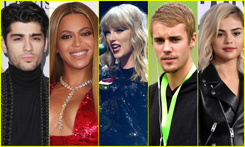 Who Was Just Jared's Most Popular Music Star in 2017? Vote Now!