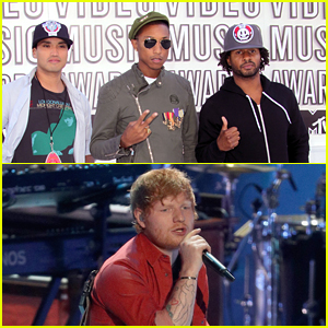 N.E.R.D: 'Lifting You' feat. Ed Sheeran Stream, Download, & Lyrics - Listen Now!