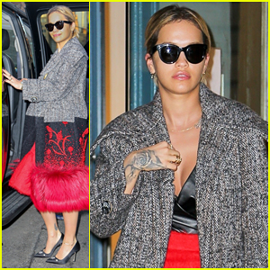 Rita Ora Teases 'Fifty Shades Freed' Collaboration With Liam Payne!