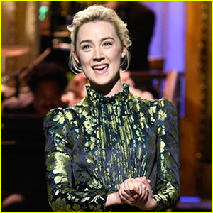 Saoirse Ronan Sings About Pronouncing Her Name on 'SNL' - Watch!