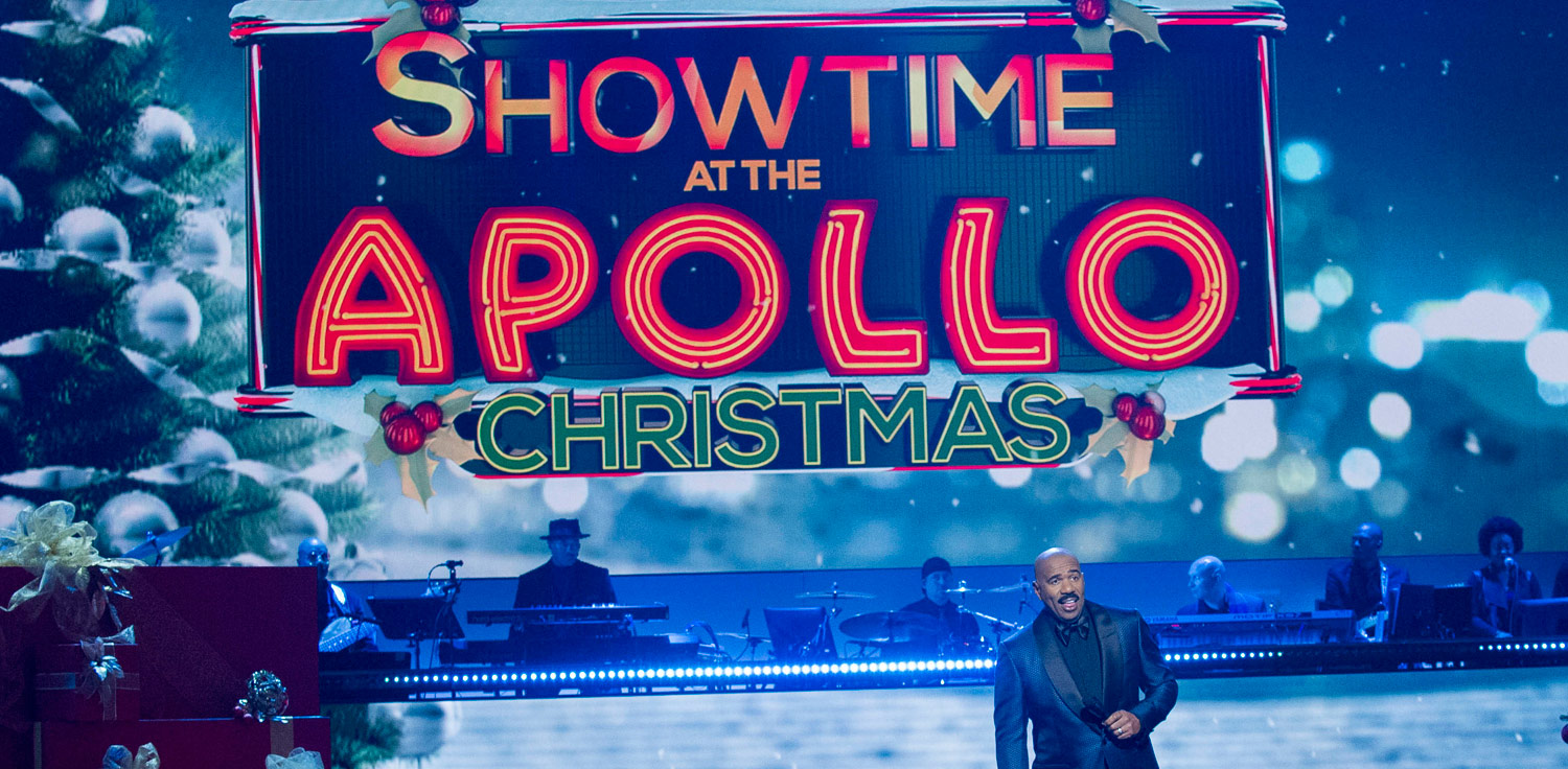 ?Showtime at the Apollo? Christmas Special ? Performers Lineup!