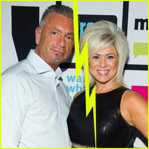 Long Island Medium's Theresa Caputo & Husband Larry Split After 28 Years of Marriage