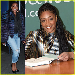 Tiffany Haddish Thanks Bullies For Her Memoir Inspiration