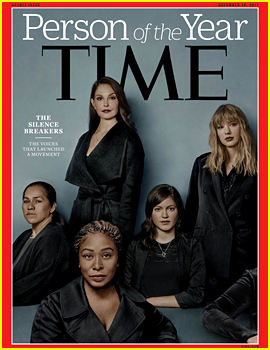 Time's Person of the Year 2017 Are 'Silence Breakers' Like Ashley Judd, Rose McGowan, Taylor Swift & More