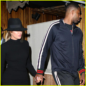 Tristan Thompson Write Sweet Note for Khloe Kardashian After Pregnancy Confirmation