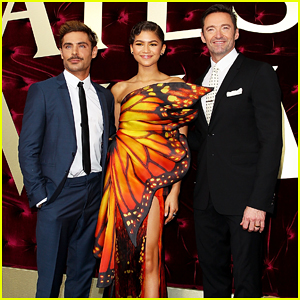 Zac Efron, Zendaya & Hugh Jackman Put On Their Best for 'Greatest Showman' Australian Premiere!