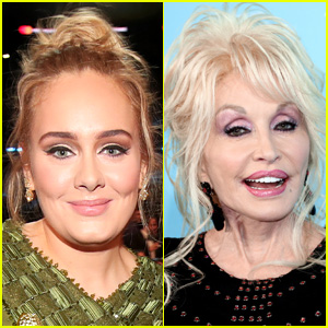 Adele Dresses as Her 'Hero' Dolly Parton & Dolly Responds in a Very Sweet Way!