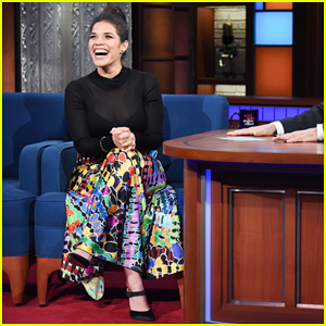 America Ferrera Talks Baby Names & Reveals If 'Sisterhood' Pants Would Fit Her While Pregnant!