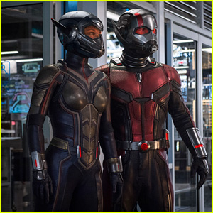'Ant-Man & the Wasp' Trailer Brings Paul Rudd & Evangeline Lilly Together - Watch Now!