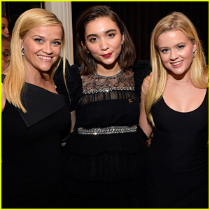 Ava Phillippe Celebrates at Golden Globes Party with BFF Rowan Blanchard & Mom Reese Witherspoon!