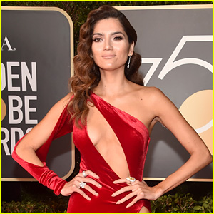 Blanca Blanco Explains Why She Didn't Wear Black to Golden Globes 2018