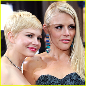 Busy Philipps Still Has Michelle Williams' Golden Globe from 2012 at Her House