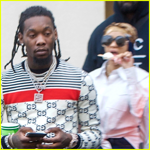 Cardi B & Fiance Offset Spend the Day at the Jewelry Store