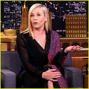 Chelsea Handler Is Taking Time Off to Help Get Women Elected