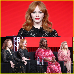 Christina Hendricks Says New Show 'Good Girls' is About 'Women Trying to Get Their Power Back' - Watch Trailer!