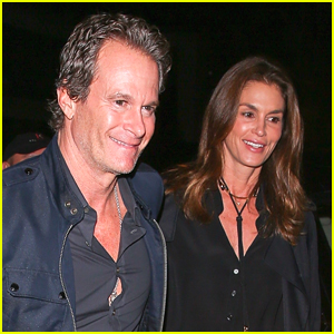 Cindy Crawford & Rande Gerber Step Out for Date Night in WeHo