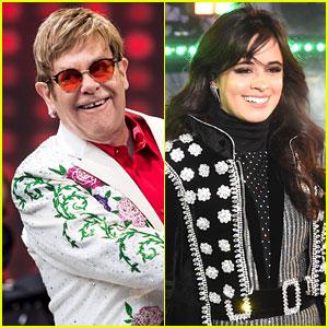 Elton John Shares His Thoughts on Camila Cabello