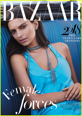 Emily Ratajkowski Opens Up About Her Views as a Feminist