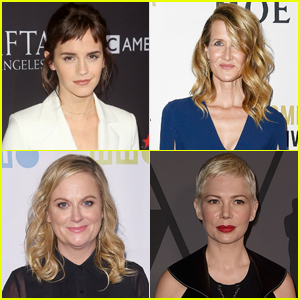 Emma Watson, Laura Dern & More to Walk Golden Globes Carpet With Women's Rights Activists