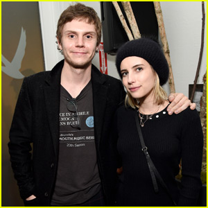 Evan Peters Photos News And Videos Just Jared
