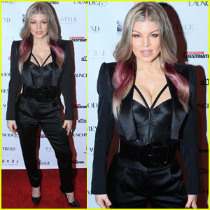 Fergie Supports Time's Up Movement After Missing Grammys