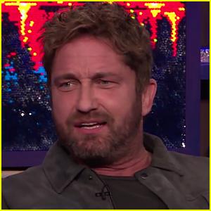 Gerard Butler Reveals Whether Jennifer Aniston or Angelina Jolie Is a Better Kisser - Watch Now!