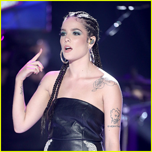Halsey Has a Message for Donald Trump