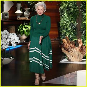 Helen Mirren Tells 'Ellen' She Will Not Be at Prince Harry & Meghan Markle's Royal Wedding