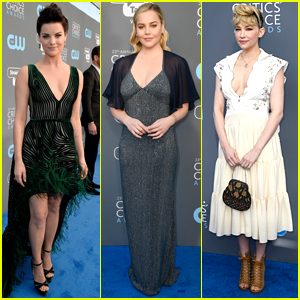 Jaimie Alexander, Abbie Cornish, & Haley Bennett Go Glam for Critics' Choice Awards 2018