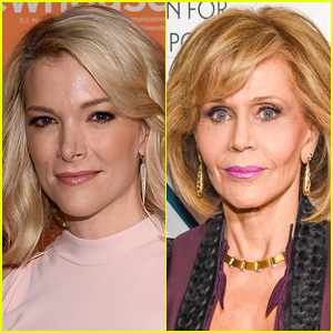 Megyn Kelly Slams Jane Fonda, Calls Her Out After Their Awkward Exchange