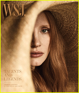 Jessica Chastain Recalls the Moment Her Mother's Boyfriend Slapped Her: 'I Just Kicked Him in the Genitals'