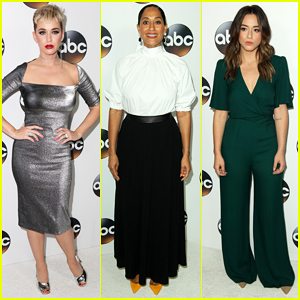 Katy Perry, Tracee Ellis Ross & Chloe Bennet Lead Star-Studded ABC Winter TCA Party 2018!