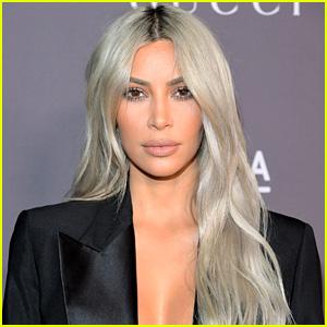 Kim Kardashian Posts Racy Photo Displaying Lots of Cleavage!