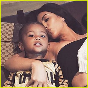 Kim Kardashian Breaks Silence on Saint West's Hospitalization