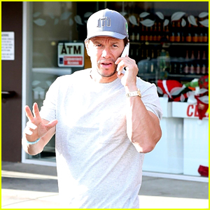 Mark Wahlberg Steps Out After Pay Disparity Scandal