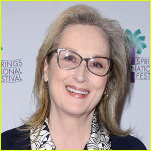 Meryl Streep Reacts to 21st Oscar Nomination!