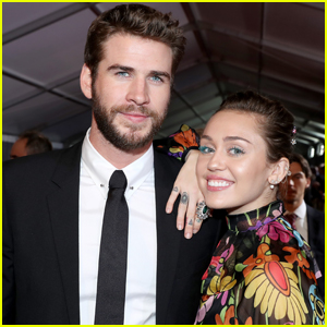 Miley Cyrus Pens Sweet Birthday Note For Liam Hemsworth!