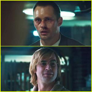 'Mute' Trailer Brings Alexander Skarsgard, Justin Theroux, & Paul Rudd Together - Watch Now!