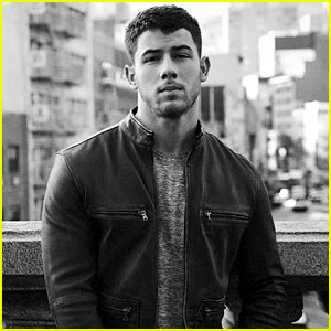 Nick Jonas Teams Up With John Varvatos for New Collection
