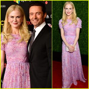 Nicole Kidman & Hugh Jackman Get Honored at AACTA International Awards